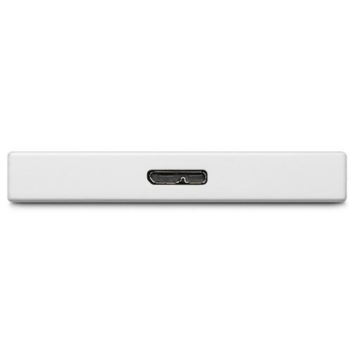 Seagate 2TB Backup Plus Slim USB 3.0 Portable HDD (Light Blue)