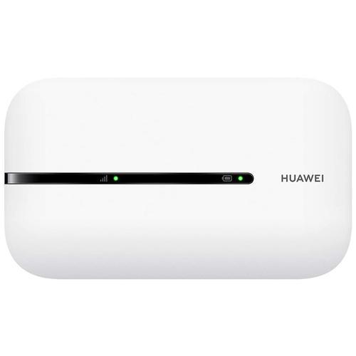 Huawei Unlocked 4G Mobile Broadband WiFi Hotspot (E5576-320) - White
