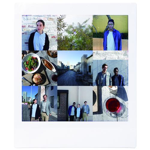Instax Square Camera Film 2x10 Shots - 20 Pack