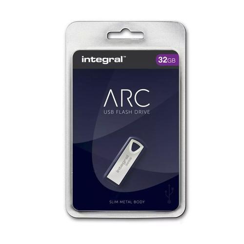Integral 32GB Arc USB-Stick - 5er Packs