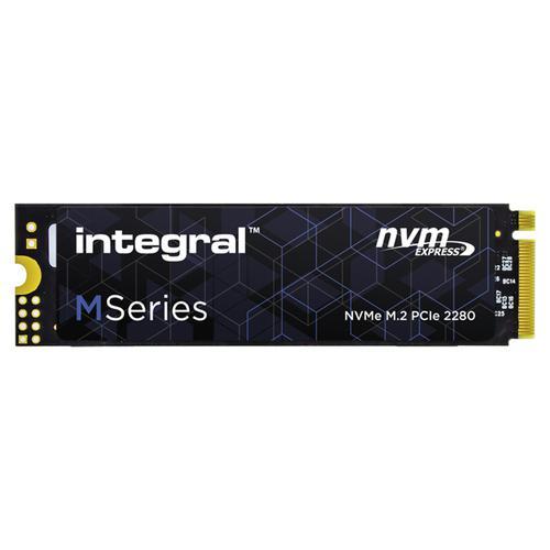 Integral 512GB M Series M.2 2280 PCIE NVMe Internal SSD - 2000MB/s