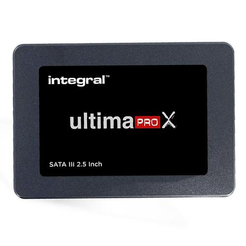 Integral UltimaPro X V2 480GB Solid State Drive 2.5 inch SATA III - 550MB/s