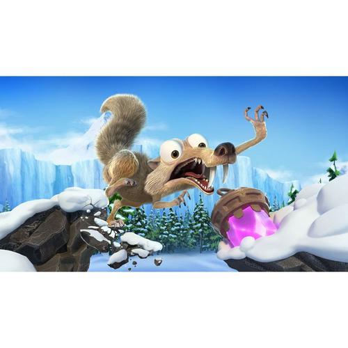 Ice Age Scrat's Nutty Adventure (Nintendo Switch)
