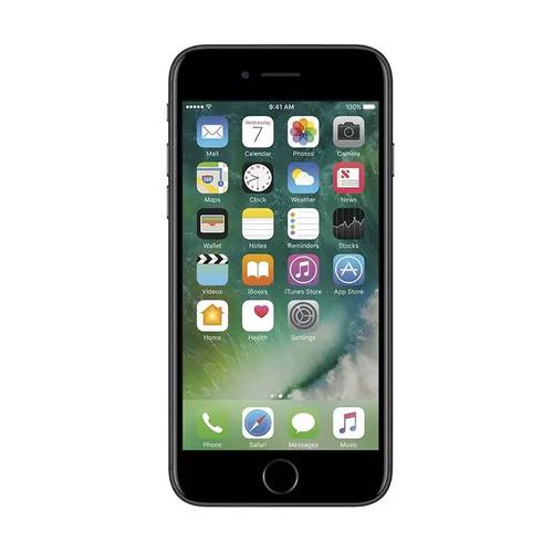 Apple iPhone 7 32GB - Black - Unlocked (Refurbished - Grade B)