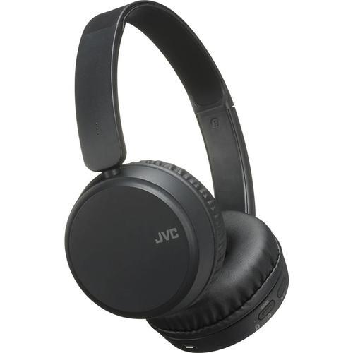 JVC Bluetooth-Kopfhörer (HA-S35BT) - Schwarz