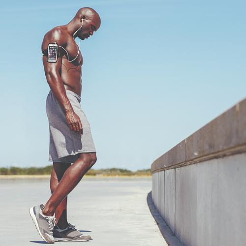 Jivo Universal Sports Armband - Black