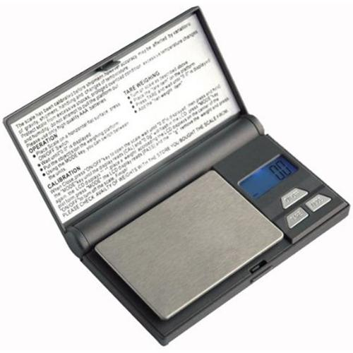 Kenex Exilis Professional Digital Pocket Scale - Silver/Black