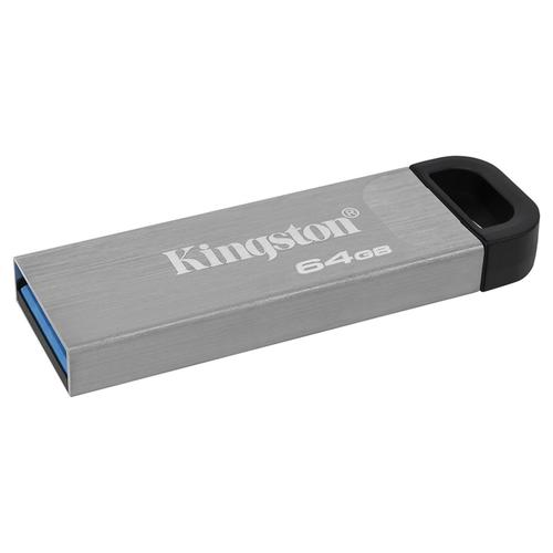 Kingston 64GB DataTraveler Kyson USB 3.2 Flash Drive - 200MB/s