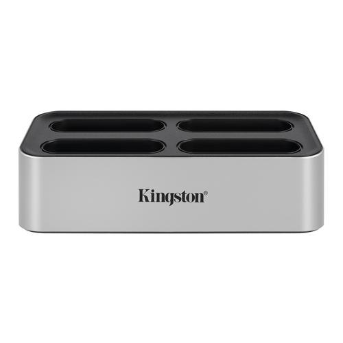 Kingston Workflow Station USB 3.2 Gen 2 Reader Hub