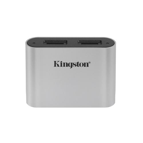 Kingston Workflow UHS-II Micro SD Card Reader