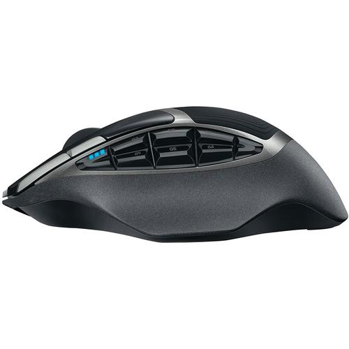 Logitech G602 Programmable Wireless Gaming Mouse 2.4GHz 2500 DPI PC Mac - Black