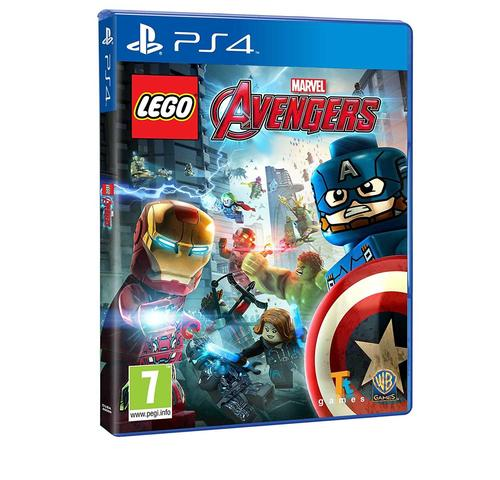 LEGO Marvel Avengers (Sony PS4)