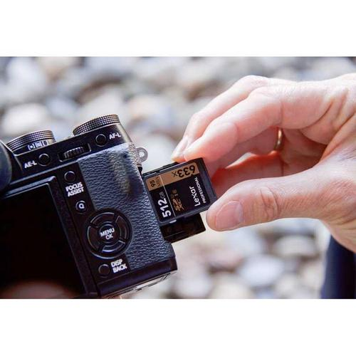 Lexar Professional 32GB SD (SDHC) Class 10 UHS-3 633X 95MB/s Speicherkarte