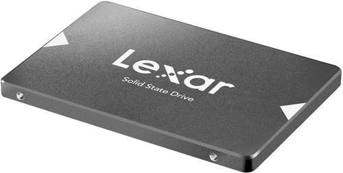 """Lexar NS100 120GB SATA III 2.5"""" Internal SSD Drive - 520MB/s"""