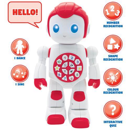 Lexibook Powerman Baby Talking Educational Robot