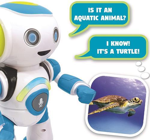 Lexibook Powerman Junior Educational Robot Toy