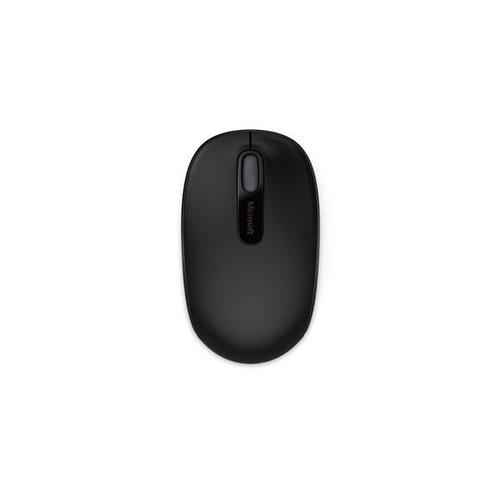 Microsoft Wireless Mobile Mouse 1850 for Business - Black