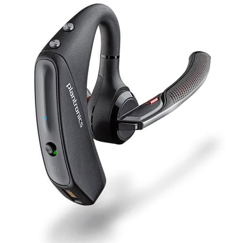 Plantronics Voyager 5200 Mono Bluetooth Headset with Noise Cancelling Microphone (Retail Packaging)