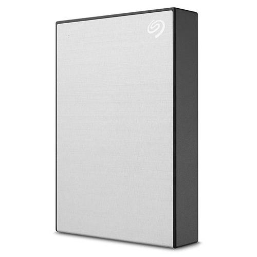 Seagate 5TB Backup Plus USB 3.0 Portable Drive External HDD (Silver)