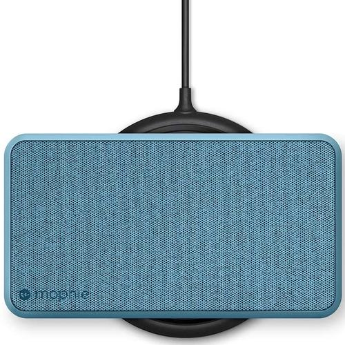 Mophie PowerStation Plus XL 10000mAh Portable Power Bank + Lightning Connector - Blue