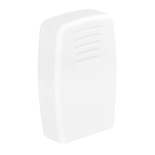 Masterplug Basic Wireless 30m Portable Doorbell + Push Button - White