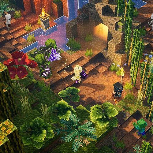 Minecraft Dungeons - Hero Edition (Nintendo Switch)