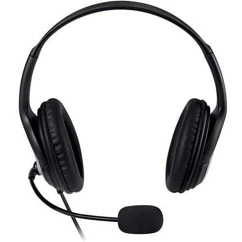 Microsoft LifeChat LX-3000 USB Stereo Headset - Black
