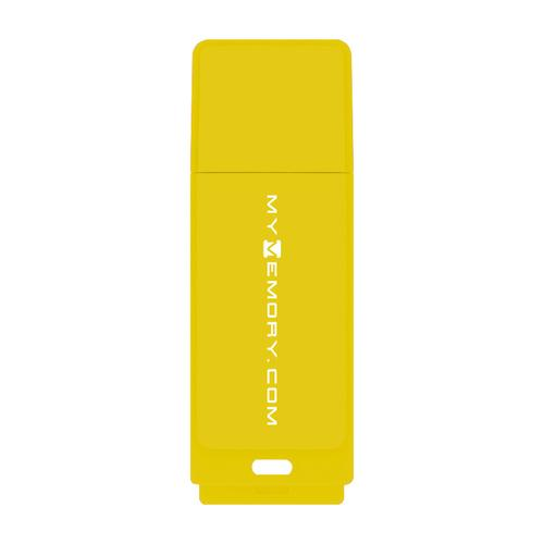 MyMemory 16GB Neon USB 2.0 Flash Drive - 10er Pack