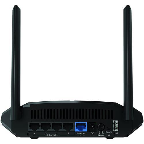 Netgear AC1200 Dual Band Wi-Fi Router (R6120) 802.11ac 4 Port 1200Mbps