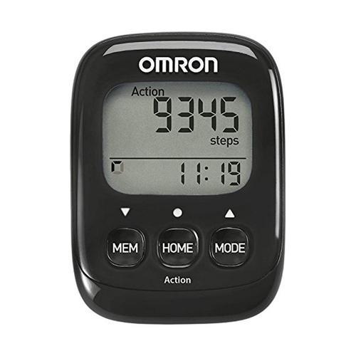 Omron Walking Style IV Step Counter (HJ-325EBK)