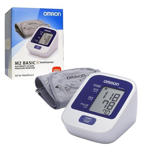 Omron M2 Basic Automatic Upper Arm Blood Pressure Monitor