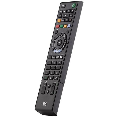 One For All Sony TV Replacement Remote - Black