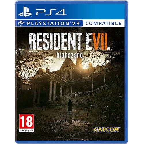 Resident Evil 7 Biohazard (Sony PS4/PSVR)