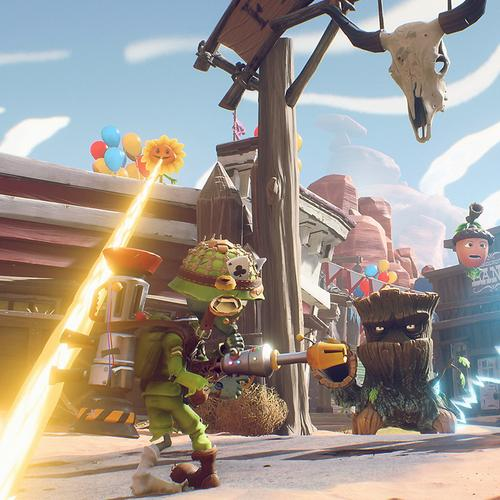 Plants Vs Zombies: Battle For Neighborville (Sony PS4)