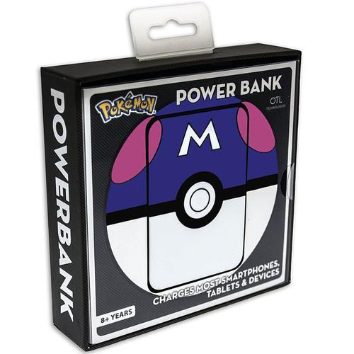 Pokemon Megaball 2.1A Credit Card Sized 5000mAh Power Bank