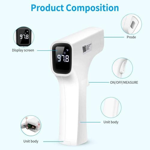 BBLove Portable Digital Infrared Body Thermometer (AET-R1B1)