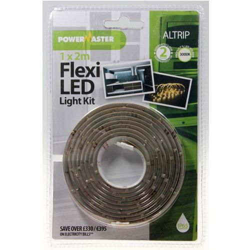 Powermaster Flexi LV LED Strip Light - 2M