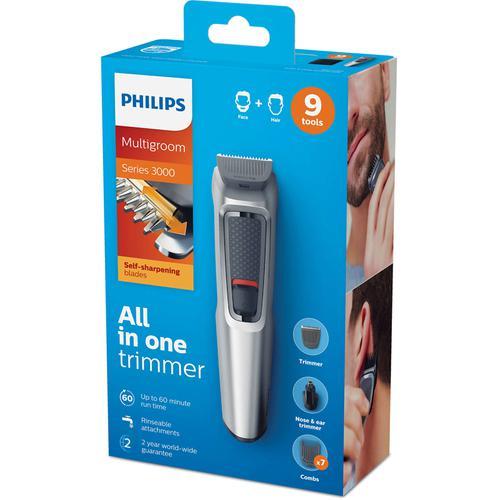 Philips Multigroom 3000 Series 9-in-1 Multi-Grooming Kit