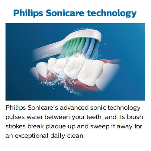 Philips Sonicare CleanCare+ Sonic Electric Toothbrush (HX3214)