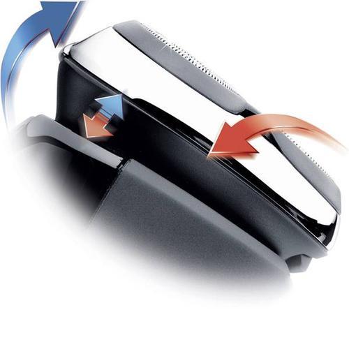 Remington R4150 Dual Track - X 360 3 Head Rechargeable Shaver