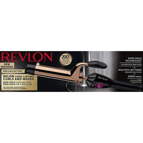 Revlon PRO Salon Long-Last Curls and Waves Styler (RVIR1159)