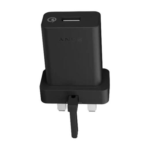 Sony 1.5A Quick Charging USB Adapter + USB-C Cable
