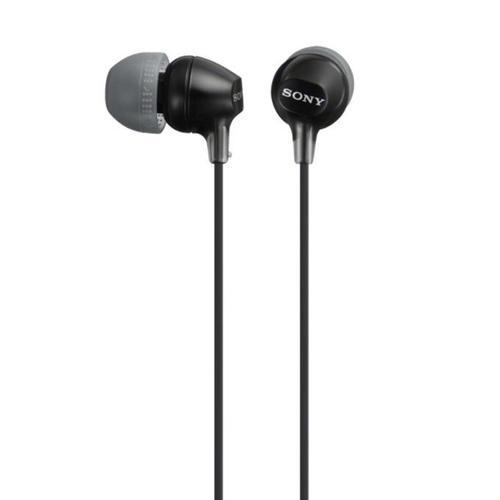 Sony Fashion Colour EX-Series Earbuds - Black