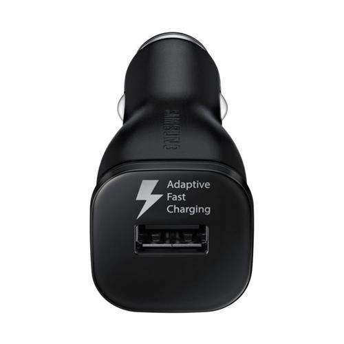 Samsung 2A Autoladegerät + USB-C Datenladekabel - Schwarz FFP
