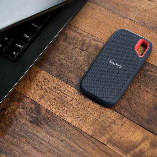 SanDisk 500GB Extreme Portable SSD - 550MB/s