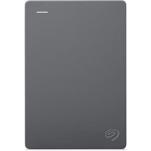 Seagate 2TB Basic USB 3.0 Portable Hard Drive - Grey