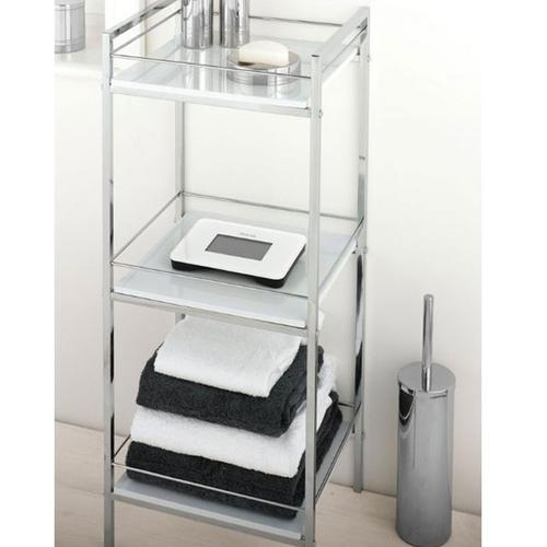 Tanita Super Compact Personal Scale - Pearl White (HD 386)