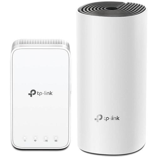 TP-Link Deco E3 2-Pack Home Mesh Wi-Fi System with Wall Plug Extender
