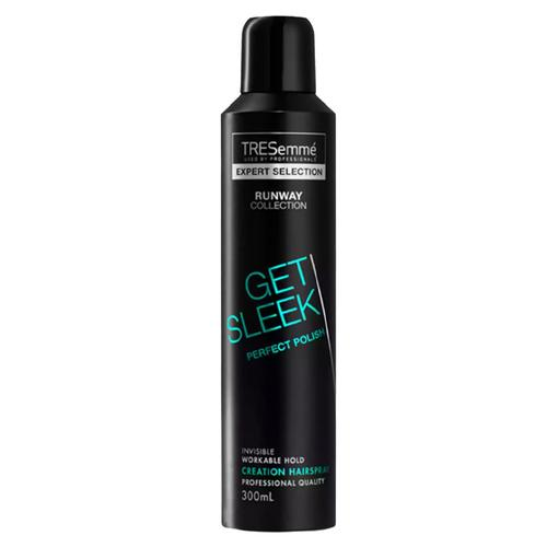 TRESemme Salon Straight Hair Ceramic Straightener 235°C + Hairspray