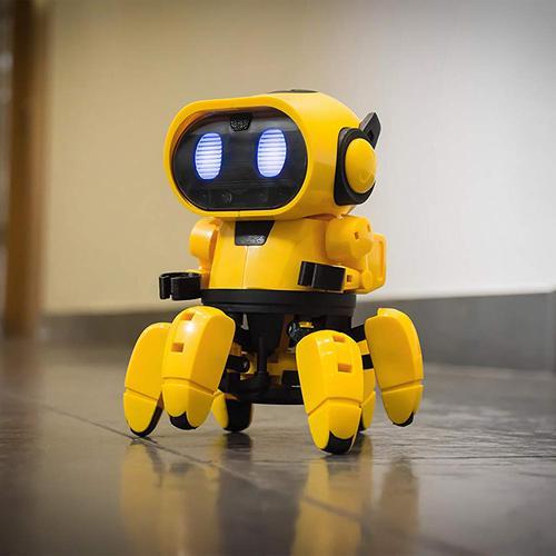 The Source Tobbie Build It Yourself Robot
